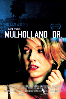 Poster for Mulholland Drive